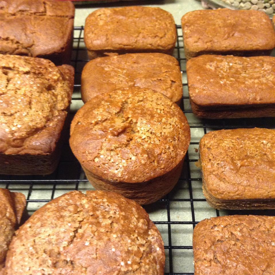 Autumn Spiced Butternut Squash Bread Kathy Costa Upshaw