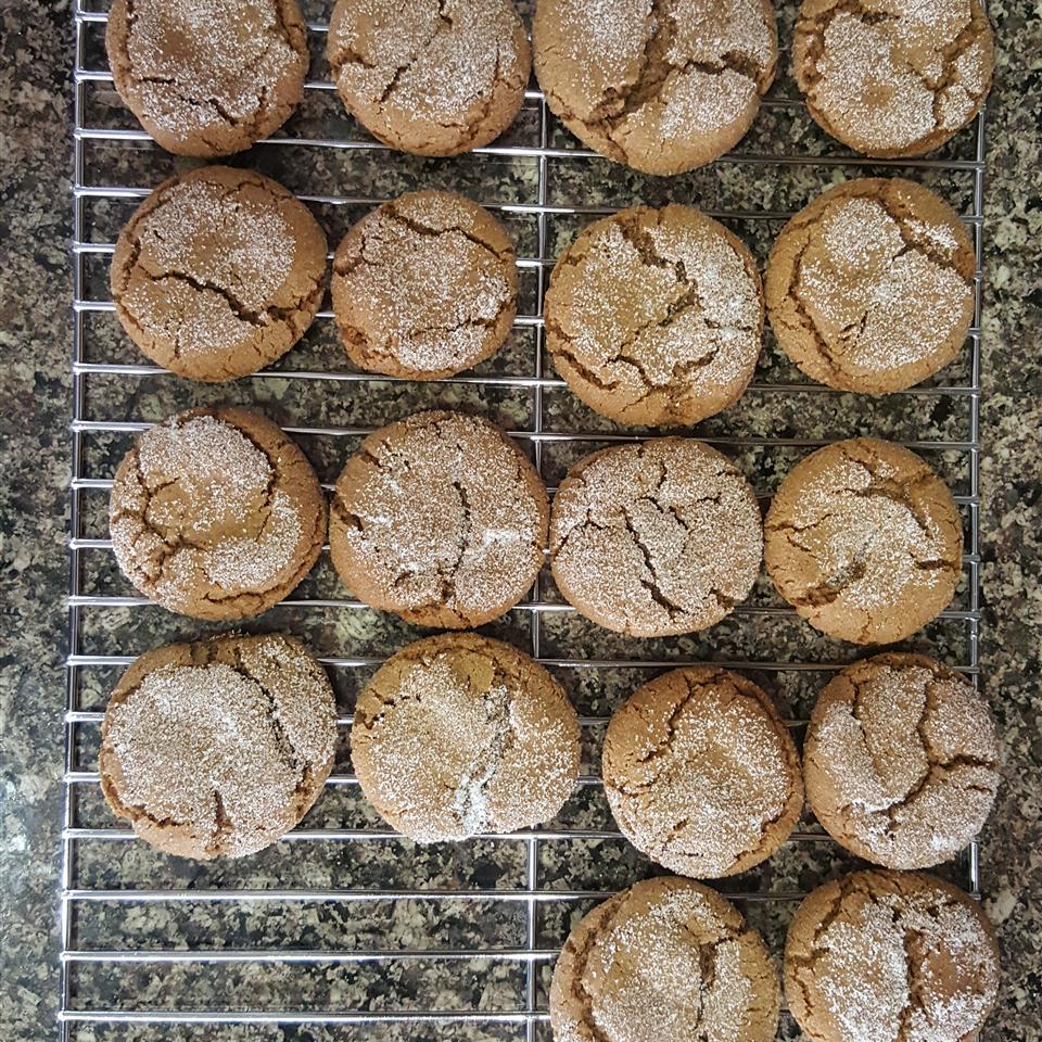 Molasses Cookies Glenngermen