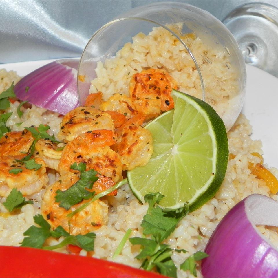 Margarita Grilled Shrimp Soup Loving Nicole