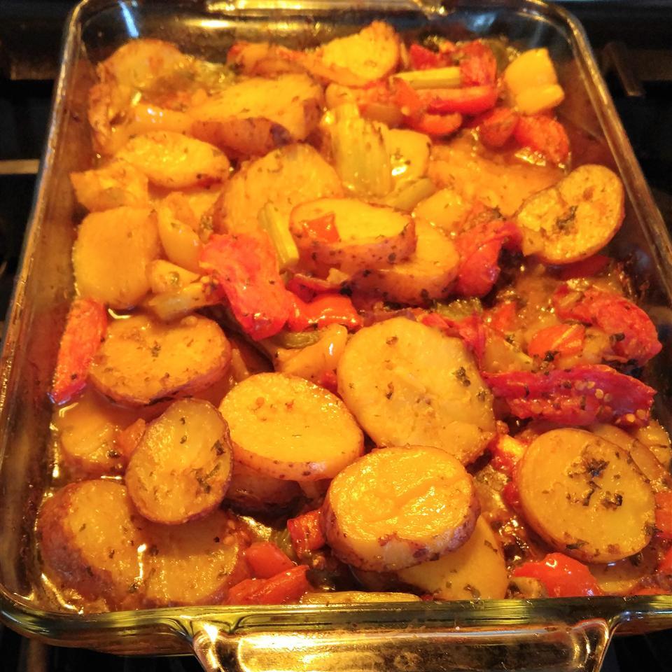 Moroccan Potato Casserole Carl Montney