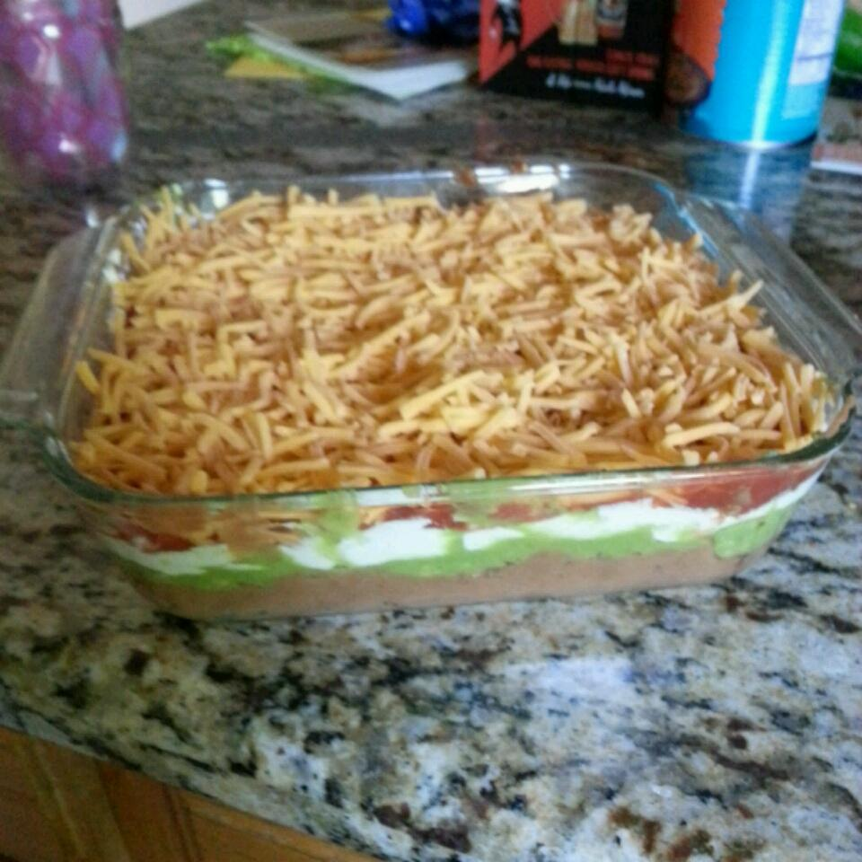 5 Layer Mexican Dip AubsDF