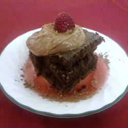 Chocolate Mayonnaise Cake II Becca