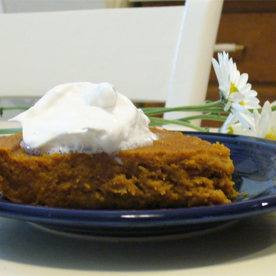 Impossible Pumpkin Pie Melissa Rapoza Fragoza