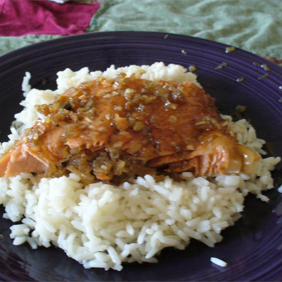Asian Salmon Melissa Rapoza Fragoza