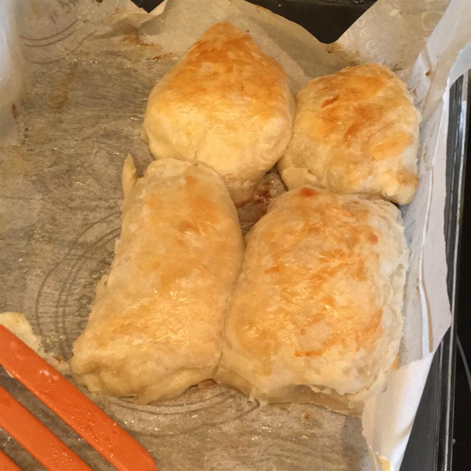 Chicken Wellington What's Cookin' Mom?