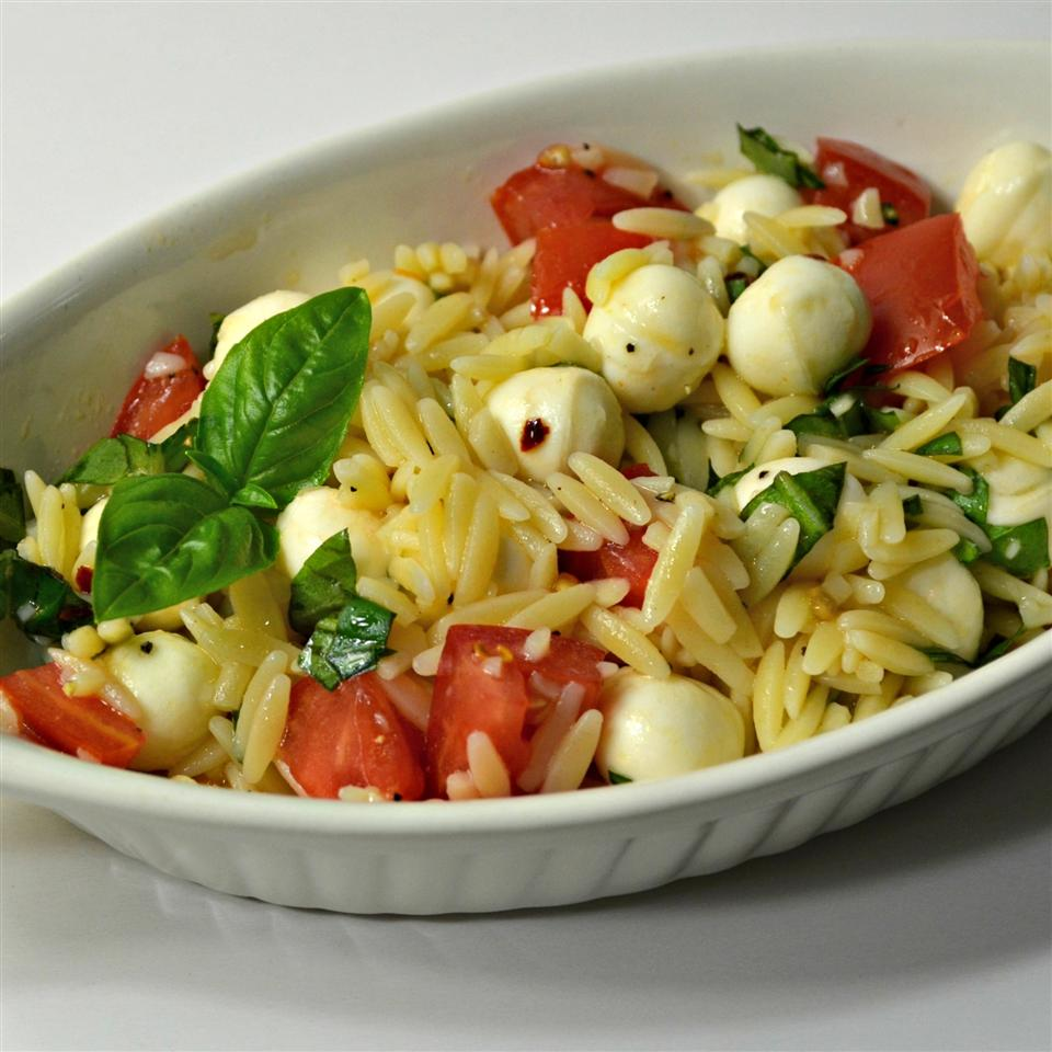 Fresh Mozzarella Pasta Salad Kim's Cooking Now