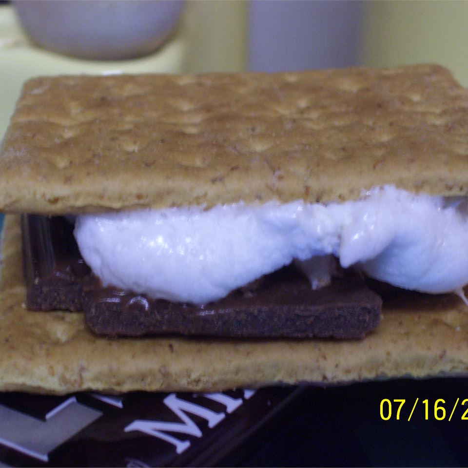 Broiler S'mores mommymeggy