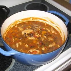 Chicken Tortilla Soup IV