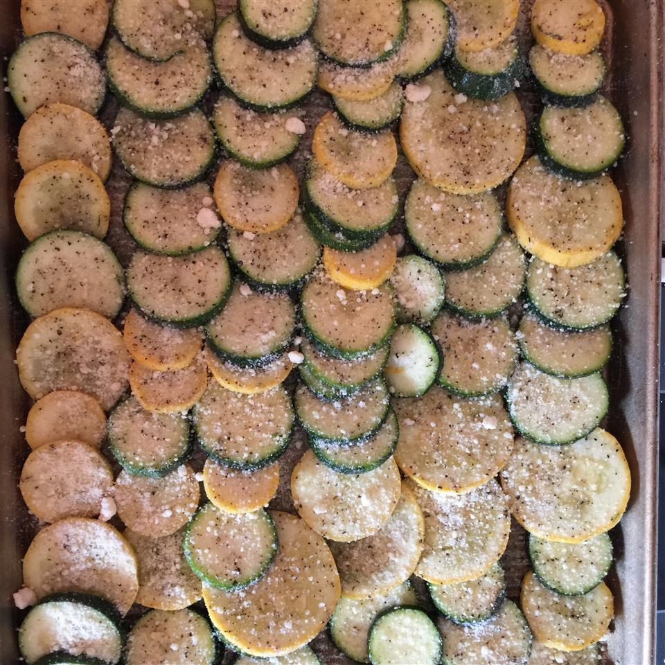 Peg's Summer Squash Bake