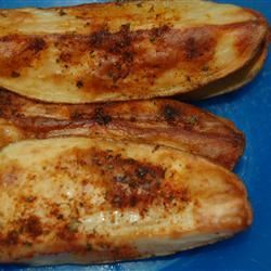 Spiced-Up Grilled Tater Wedges My4boys