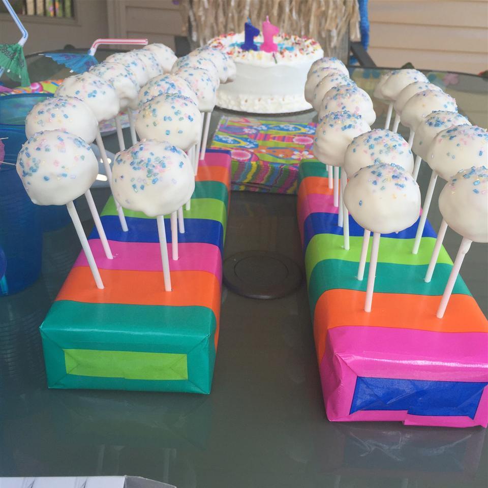 Pretty Cake Pops Les