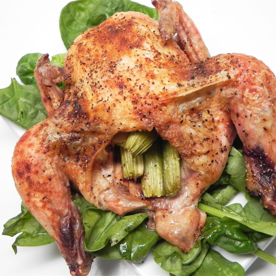 Abbey's Best Roast Chicken