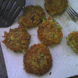 Vegetable and Feta Latkes rachelcschmitt