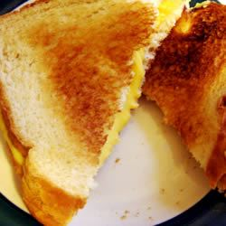 Bachelor Grilled Cheese MBKRH