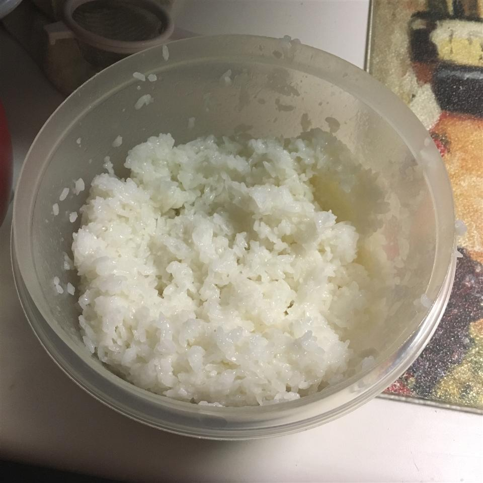 Mom's Sushi Rice deepthoughtsay42