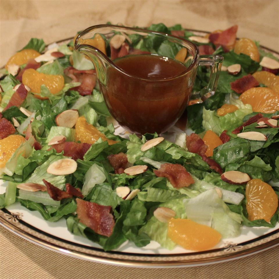 Almond Mandarin Salad Paula