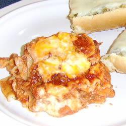 Brenda's Lasagna amie