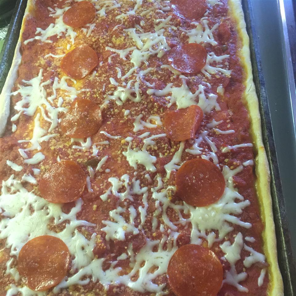 Master Pizza Dough Marsha H