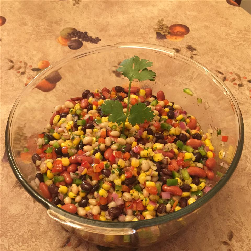 Mexican Bean Salad maka