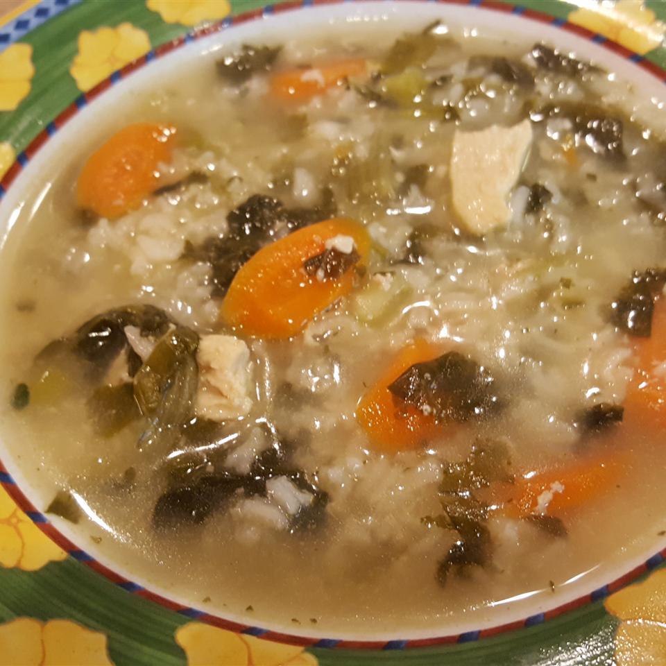 Lemon Chicken Soup II