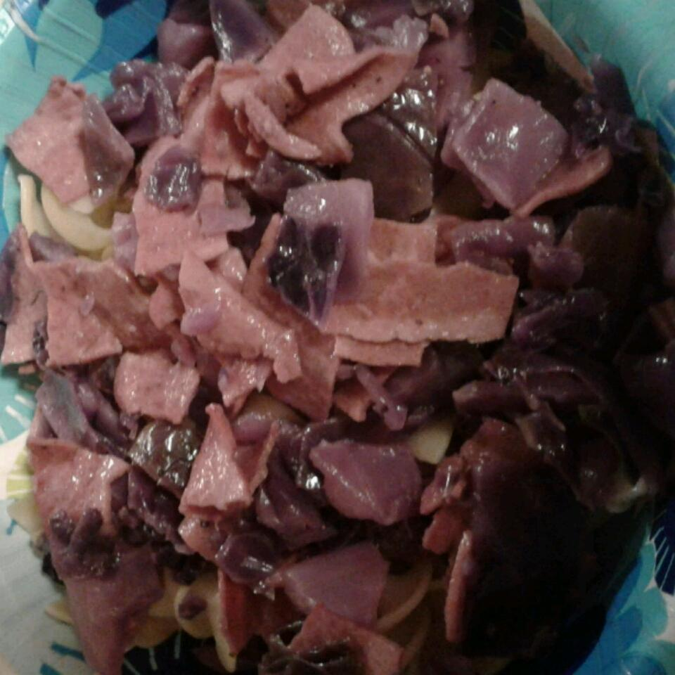 My Grandmother's Cabbage and Noodles Kelly Renea Franks Hohenstern
