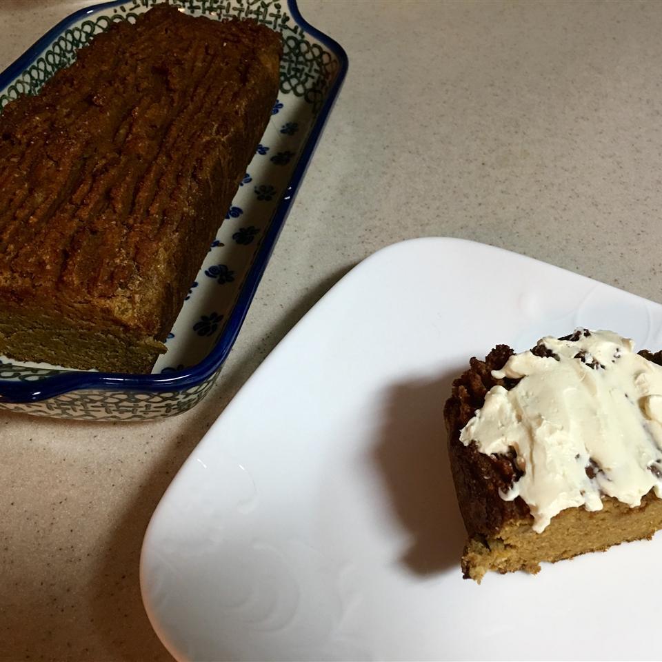 Perfect Paleo Pumpkin Bread Em