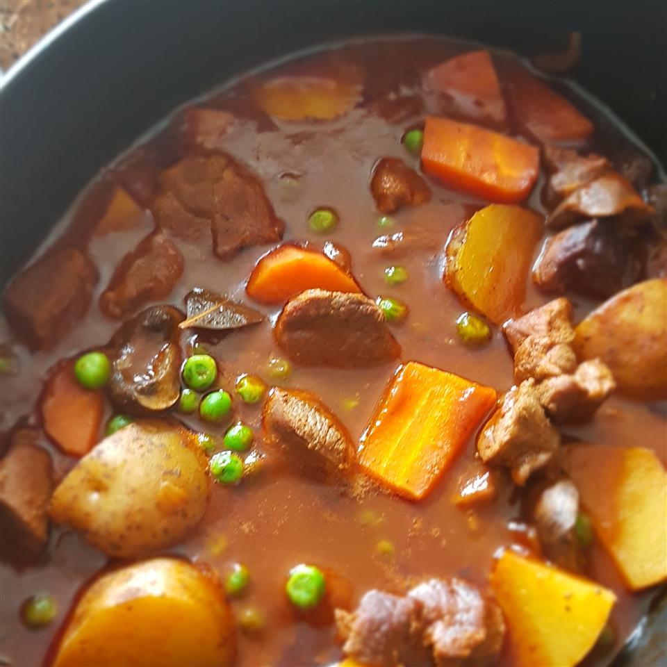 Beef and Vegetable Stew lisa M