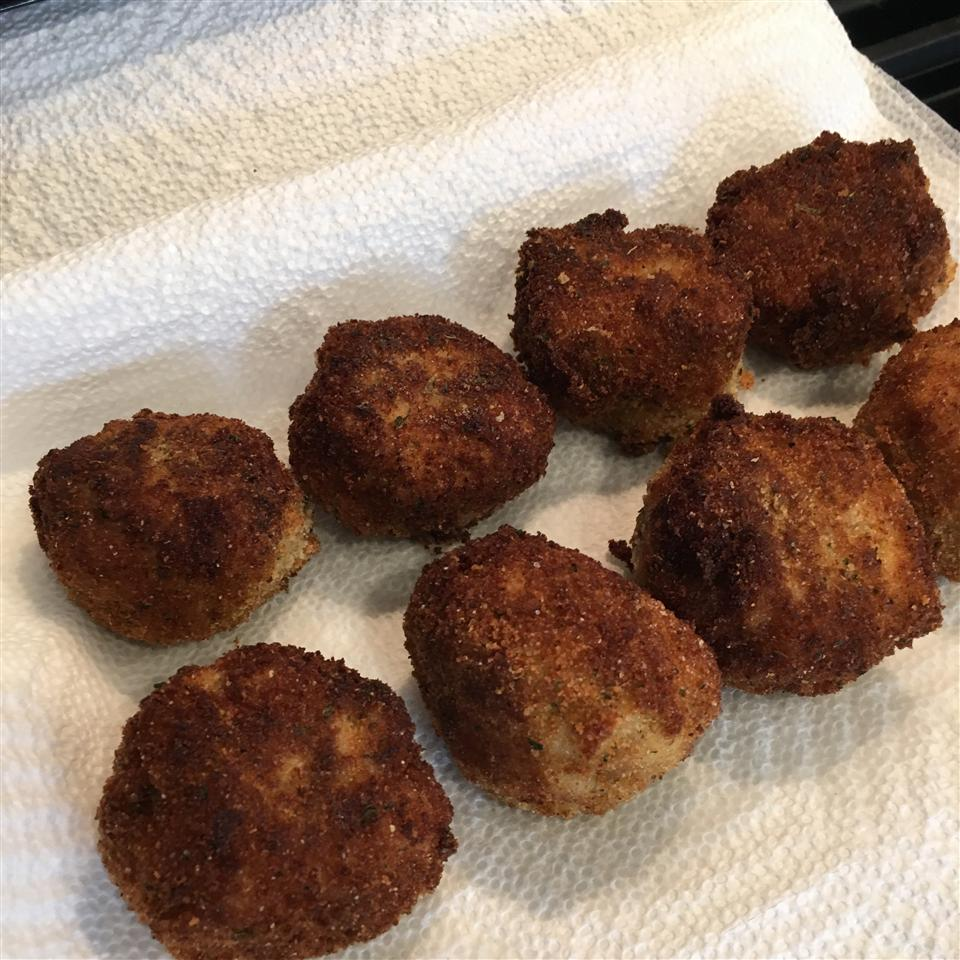 Arangini (Italian Rice Balls) MAXIEX