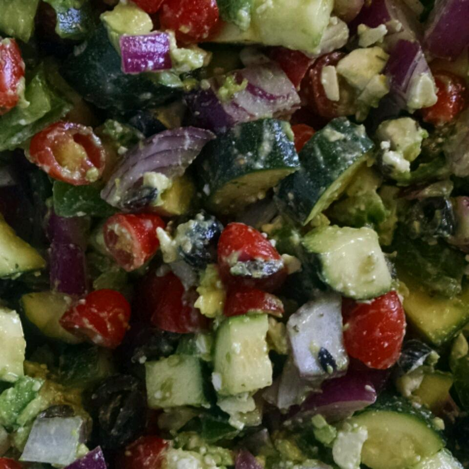 Greeked Zucchini CapClark