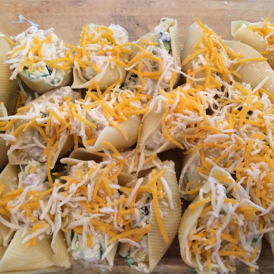 Buffalo Chicken Stuffed Shells Apothecaryrx
