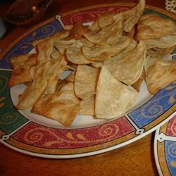 Corn Tortilla Chips Tetya