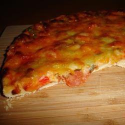 Jay's Signature Pizza Crust