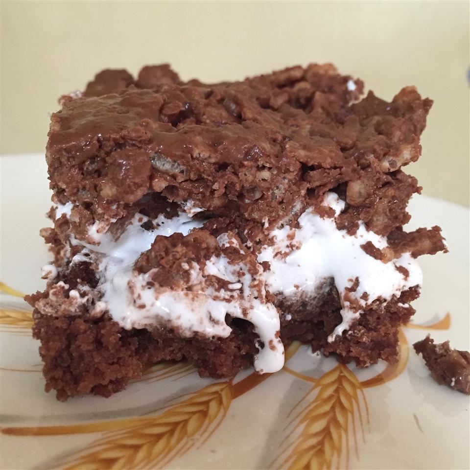 Krispy Brownie Delights alohachic