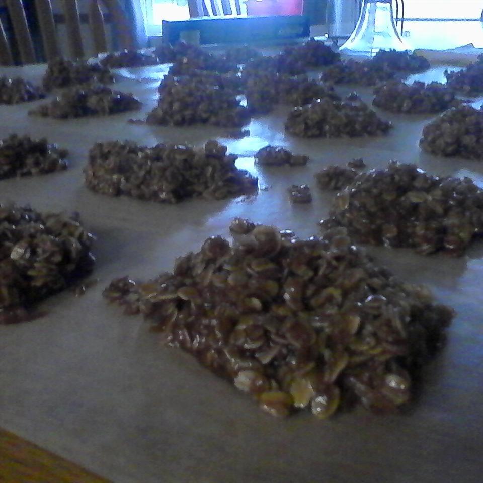 No Bake Chocolate Cookies I Cheryl