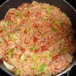 Cabbage and Rice