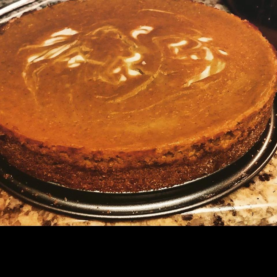 Pumpkin Cheese Pie catwelk