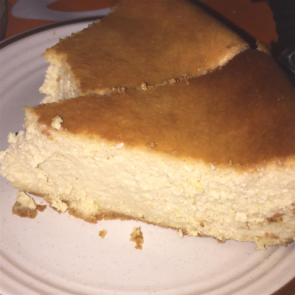 Authentic German Cheesecake Adeline Chee