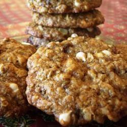 Momma's Wheat Germ Cookies MaLizGa