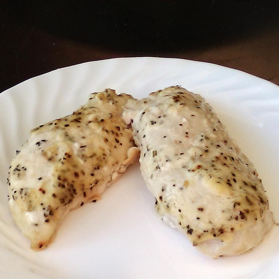 Dijon-Rosemary Chicken
