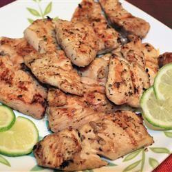 Lemon-Lime Chicken Broil rainn2001