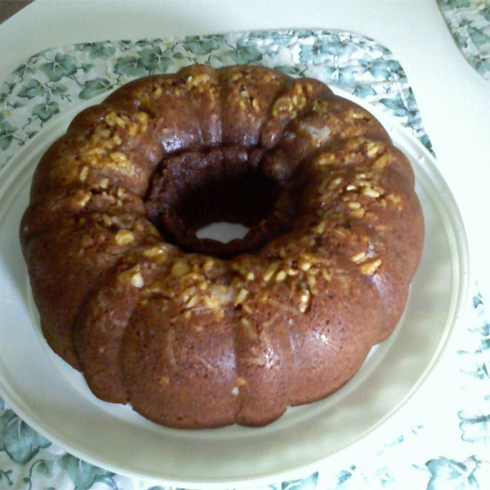 Chocolate Earthquake Cake I Shezzza