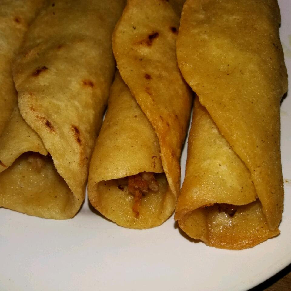Rolled Tacos