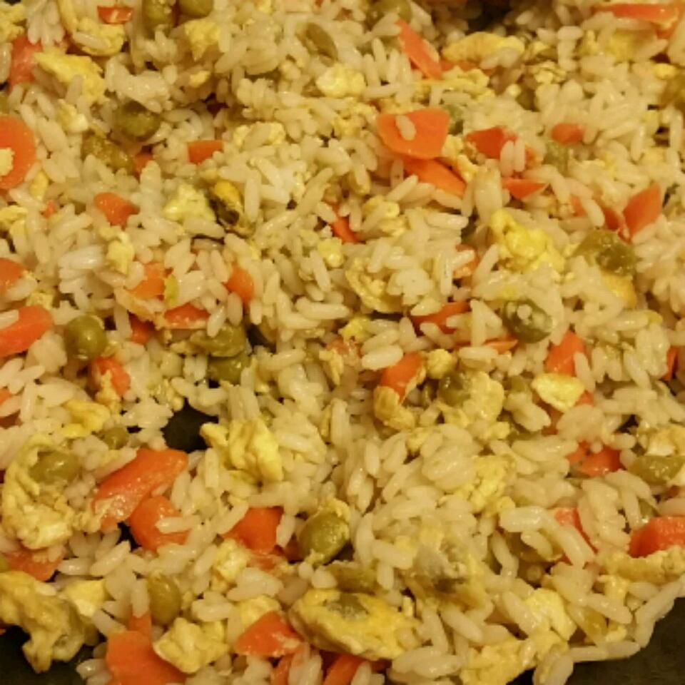 Fried Rice Restaurant Style Chanta Whatley