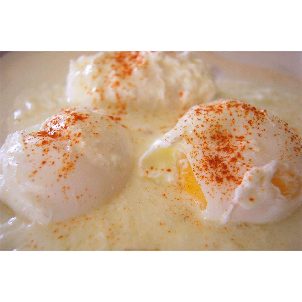 Turkish Style Eggs