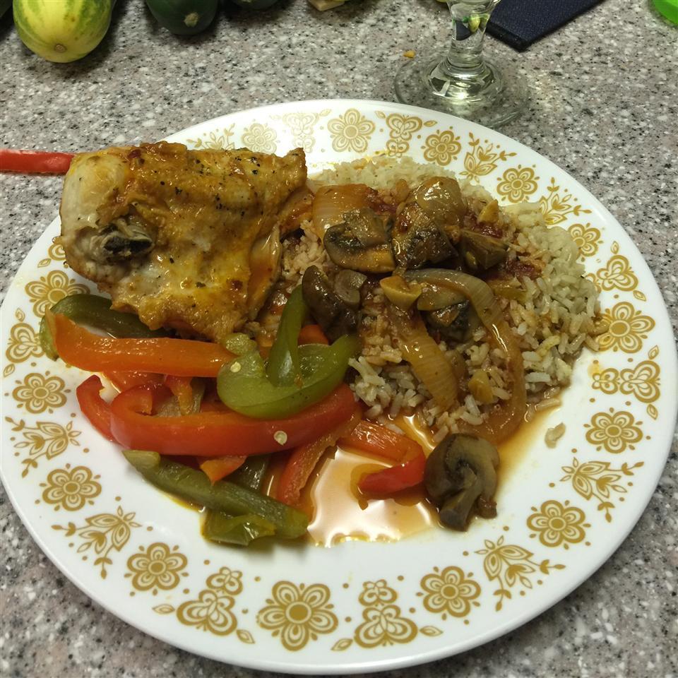 Chef John's Chicken Cacciatore