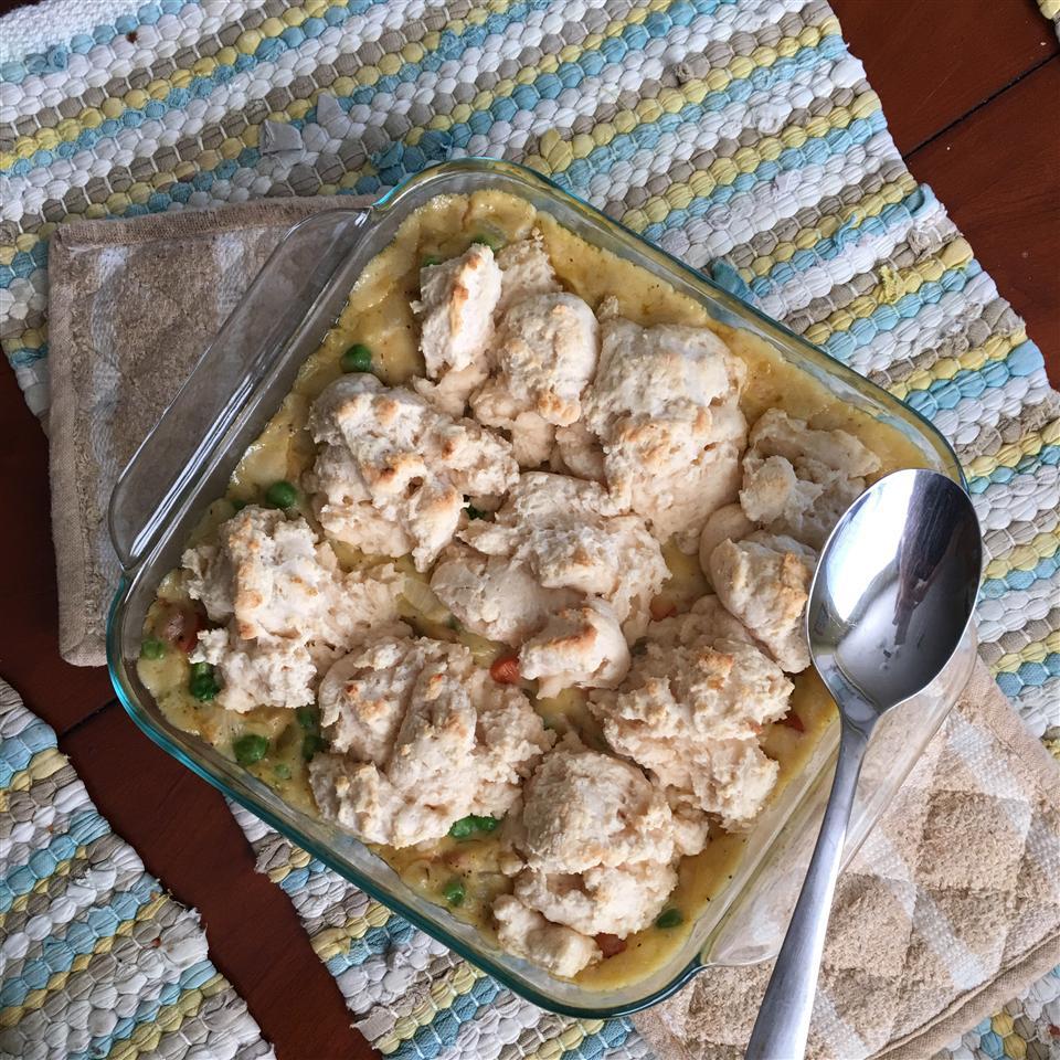 Chicken Biscuit Pie Ruth Navarrete