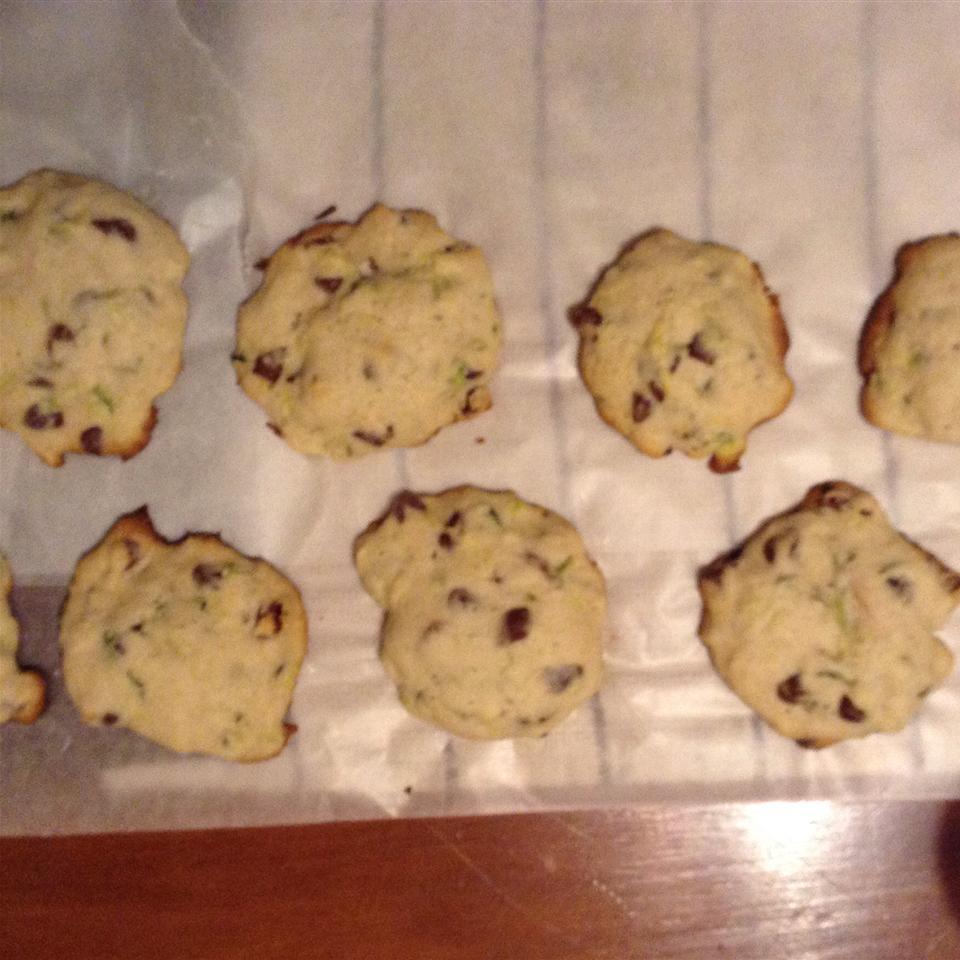 Quick Zucchini Cookies Dawn Marie Tienhaara