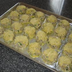 Baked Tuna 'Crab' Cakes