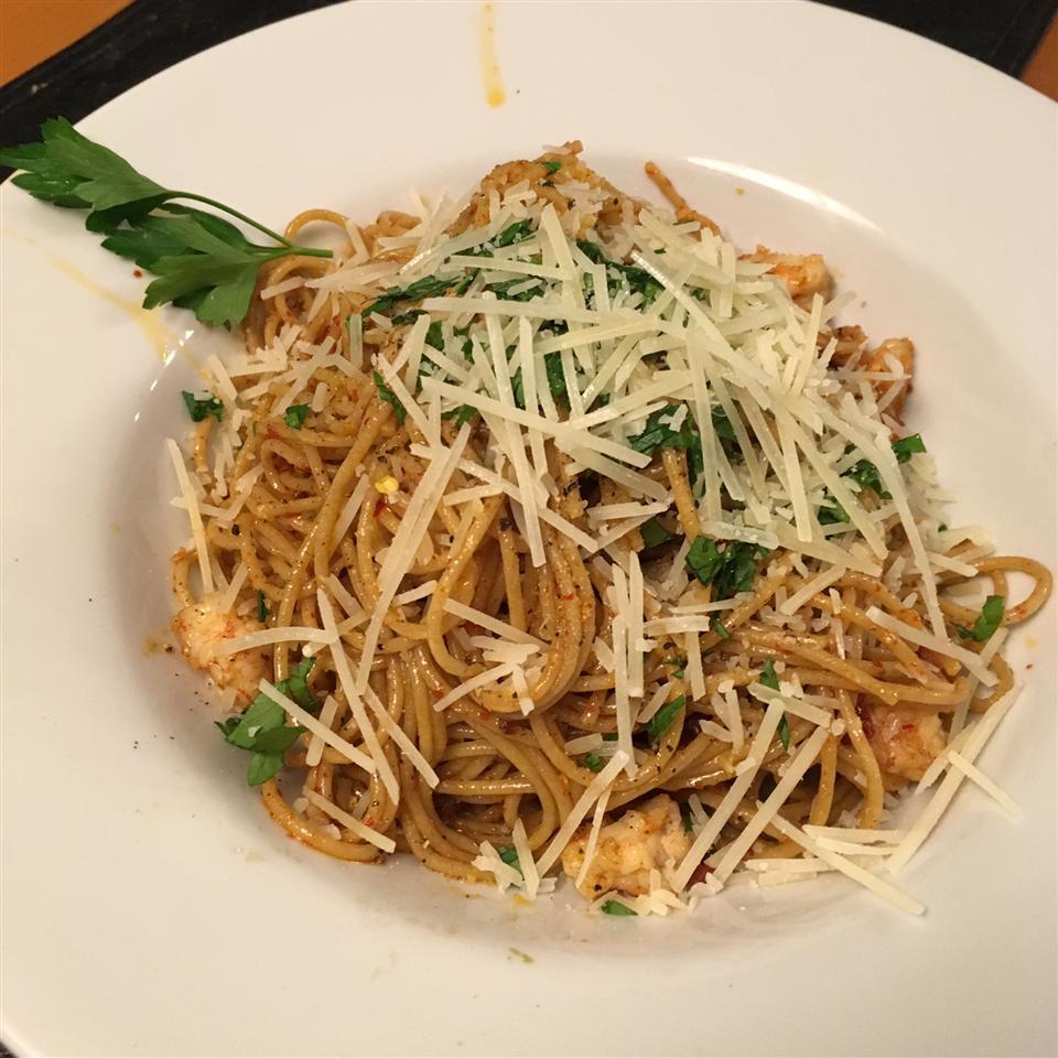 Spaghetti Aglio e Olio gabriel