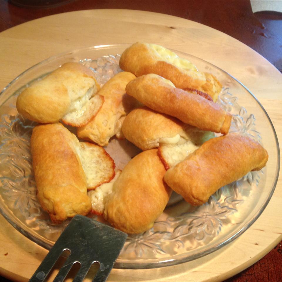 Easy Baked Mozzarella Sticks Zimi